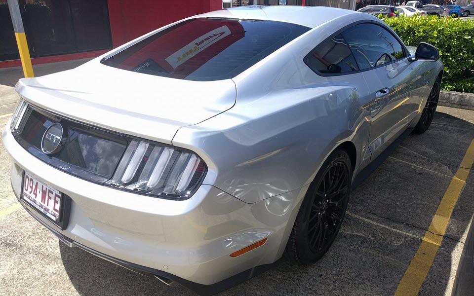 Mustang GT Ceramic window tint