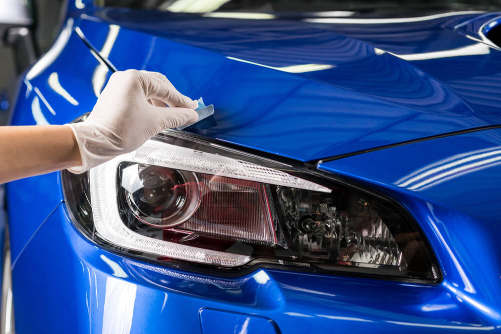 Paint protection for cars in Brisbane climate