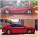 Camry Iridium 35front 20rear Before & After